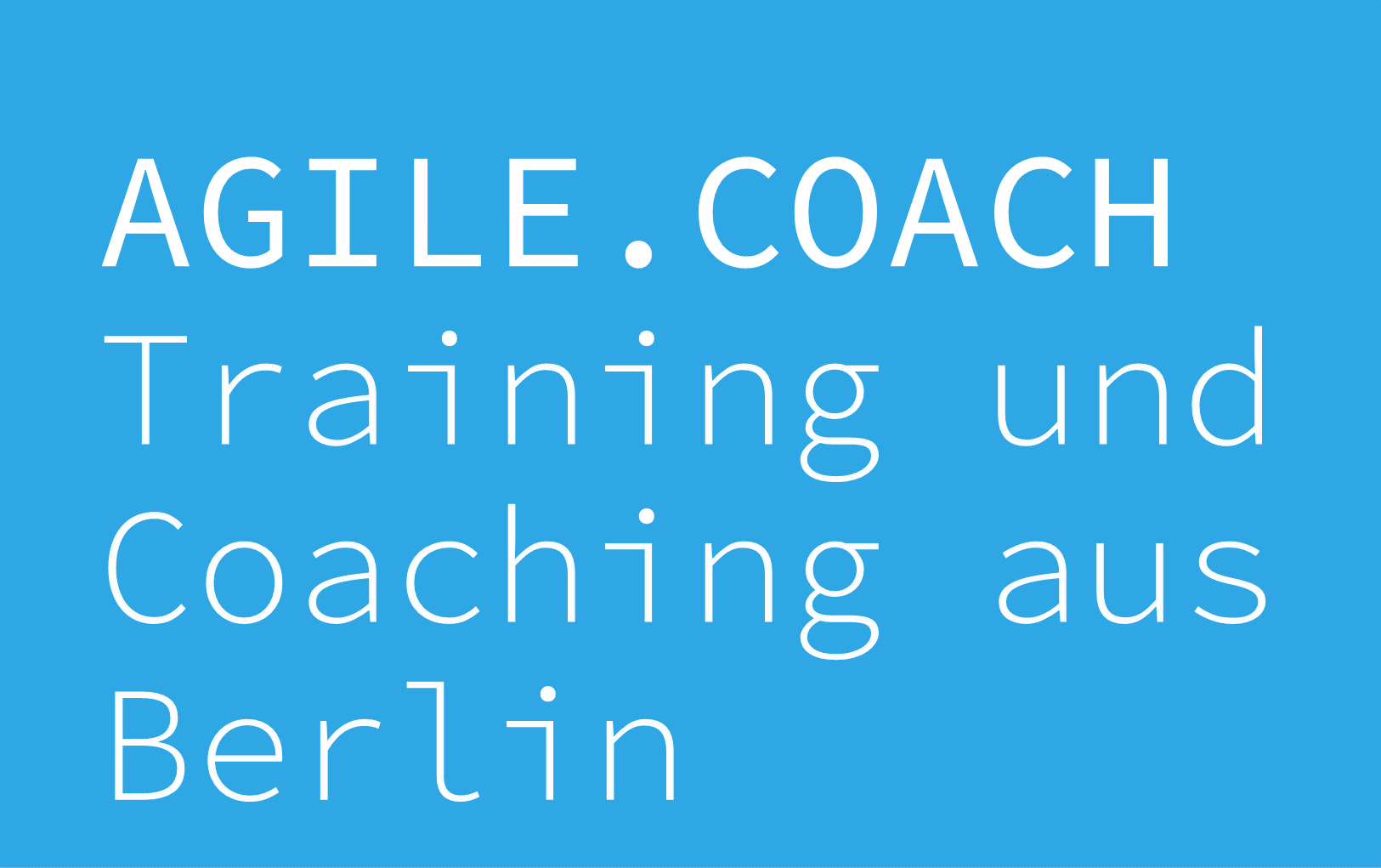 agile.coach